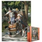 Help on the Way - 1000pc Jigsaw Puzzle by Eurographics
