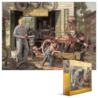 Eurographics Jigsaw Puzzles - The Gift
