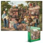 The Incredible Shrinking Machine - 1000pc Jigsaw Puzzle by Eurographics