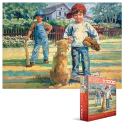 Eurographics Jigsaw Puzzles - Let's Play Catch