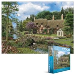 Eurographics Jigsaw Puzzles - Cobble Walk Cottage