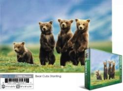 Eurographics Jigsaw Puzzles - Bear Cubs Standing