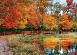Eurographics Jigsaw Puzzles - Sharron Woods, OH