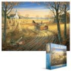 Harvest Time - 1000pc Jigsaw Puzzle by Eurographics