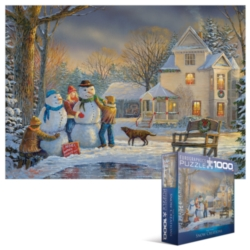 Eurographics Jigsaw Puzzles - Snow Creations