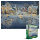 Evening Light - 1000pc Jigsaw Puzzle by Eurographics
