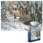 Winter Lace - 1000pc Jigsaw Puzzle by Eurographics
