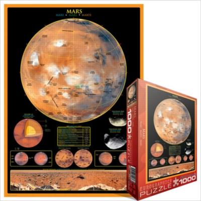 Eurographics Jigsaw Puzzles - Mars