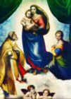 Raphael: Sistine Madonna - 1000pc Jigsaw Puzzle by Eurographics