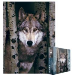 Eurographics Jigsaw Puzzles - Gray Wolf