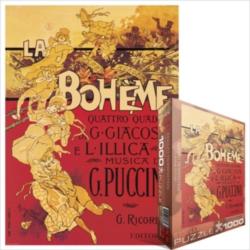 Eurographics Jigsaw Puzzles - Hohenstein: La Boheme