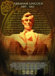 Eurographics Jigsaw Puzzles - Abraham Lincoln