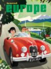 Travel Europe - 1000pc Jigsaw Puzzle by Eurographics