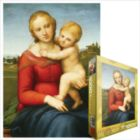 Raphael: The Small Cowper Madonna - 1000pc Jigsaw Puzzle by Eurographics