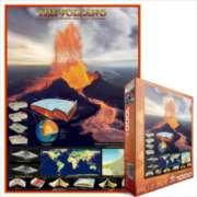 Eurographics Jigsaw Puzzles - The Volcano