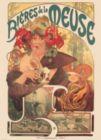 Mucha: Bieres de la Meuse - 1000pc Jigsaw Puzzle by Eurographics