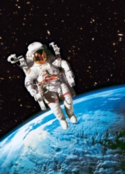 Eurographics Jigsaw Puzzles - Astronaut