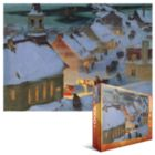 Gagnon: Christmas Mass - 1000pc Jigsaw Puzzle by Eurographics