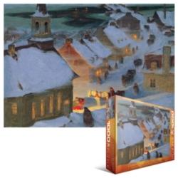 Eurographics Jigsaw Puzzles - Gagnon: Christmas Mass