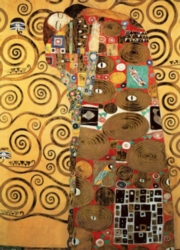 Eurographics Jigsaw Puzzles - Klimt: The Fulfillment
