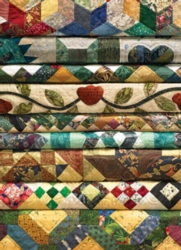 Cobble Hill Jigsaw Puzzles - Grandma's Quilts