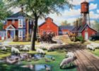 Farmyard Companions - 1000pc Jigsaw Puzzle By Cobble Hill