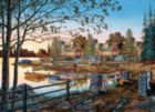 Away From it All - 1000pc Jigsaw Puzzle By Cobble Hill