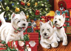 Cobble Hill Jigsaw Puzzles - Under the Tree