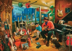 Cobble Hill Jigsaw Puzzles - Crossroads Music Store