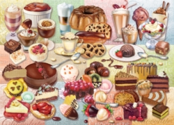 Cobble Hill Jigsaw Puzzles - Yum!