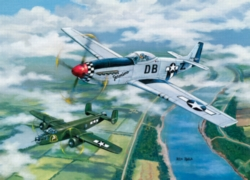Cobble Hill Jigsaw Puzzles - Escort to Oshkosh