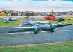 Cobble Hill Jigsaw Puzzles - Municipal Airport