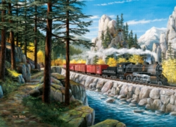 Cobble Hill Jigsaw Puzzles - Rounding the Horn