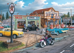 Cobble Hill Jigsaw Puzzles - Crossroads