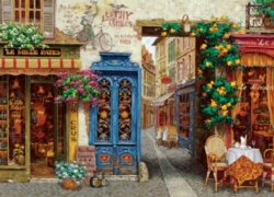 Cobble Hill Jigsaw Puzzles - Rue Lafayette