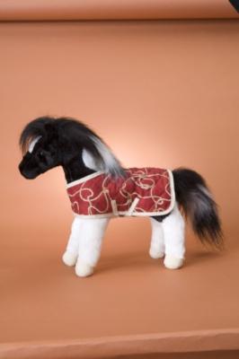 Lakota w/ Blanket - 10'' Horse By Douglas Cuddle Toy