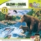 Hidden Images: Into the Wild - 500pc Glow-in-the-Dark Jigsaw Puzzle by Masterpieces