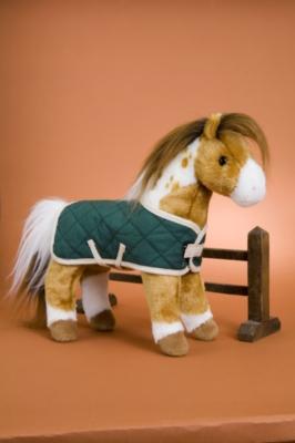 Kenzie w/Blanket - 10'' Horse By Douglas Cuddle Toy