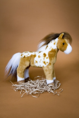 "Kenzie - 10"" Horse By Douglas Cuddle Toy"