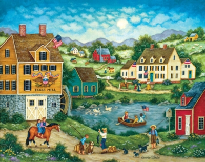 Jigsaw Puzzles - Catch of the Day