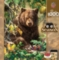 Berry Bear - 1000pc Jigsaw Puzzle by Masterpieces