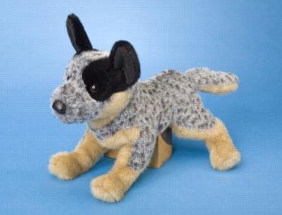 Bell Australian Cattle Dog - 16'' Dog By Douglas Cuddle Toy