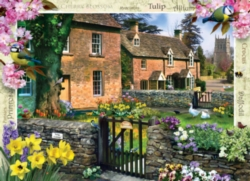 Jigsaw Puzzles - Tulip Cottage
