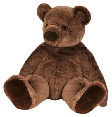 Jake GIANT Super Bear - 50'' Bear By Douglas Cuddle Toy