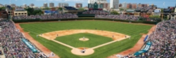 Panoramic Jigsaw Puzzles - Chicago Cubs