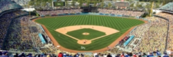 Panoramic Jigsaw Puzzles - Los Angeles Dodgers