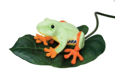 Sprite - 6'' Tree Frog By Douglas Cuddle Toy