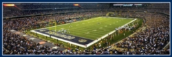 Panoramic Jigsaw Puzzles - Dallas Cowboys
