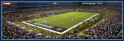 Panoramic Jigsaw Puzzles - Dallas Cowboys