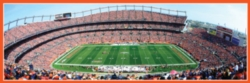 Panoramic Jigsaw Puzzles - Denver Broncos